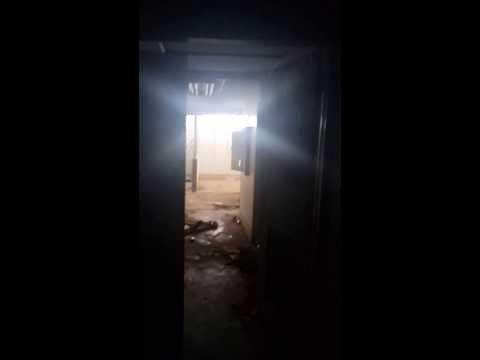 Haunted hospital in kempton park - Mortuary (BLOOD)