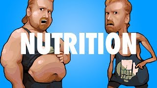 Best NUTRITION Advice (Beginner's Guide to The Gym)