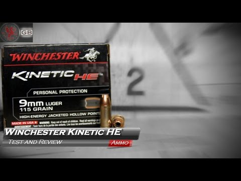 Winchester Kinetic HE Test and Review