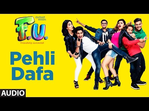 Pehli Dafa Full Audio Song | FU - Friendship Unlimited | Vishal Mishra