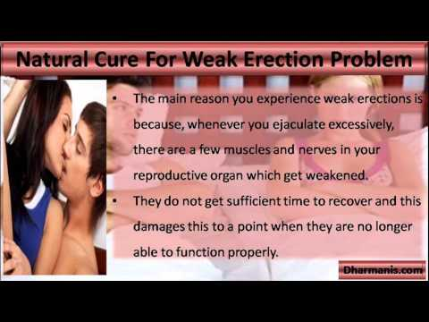 Weak Erection Problem Due To Regular Masturbation, Any Natural Cure from YouTube · Duration:  3 minutes 17 seconds