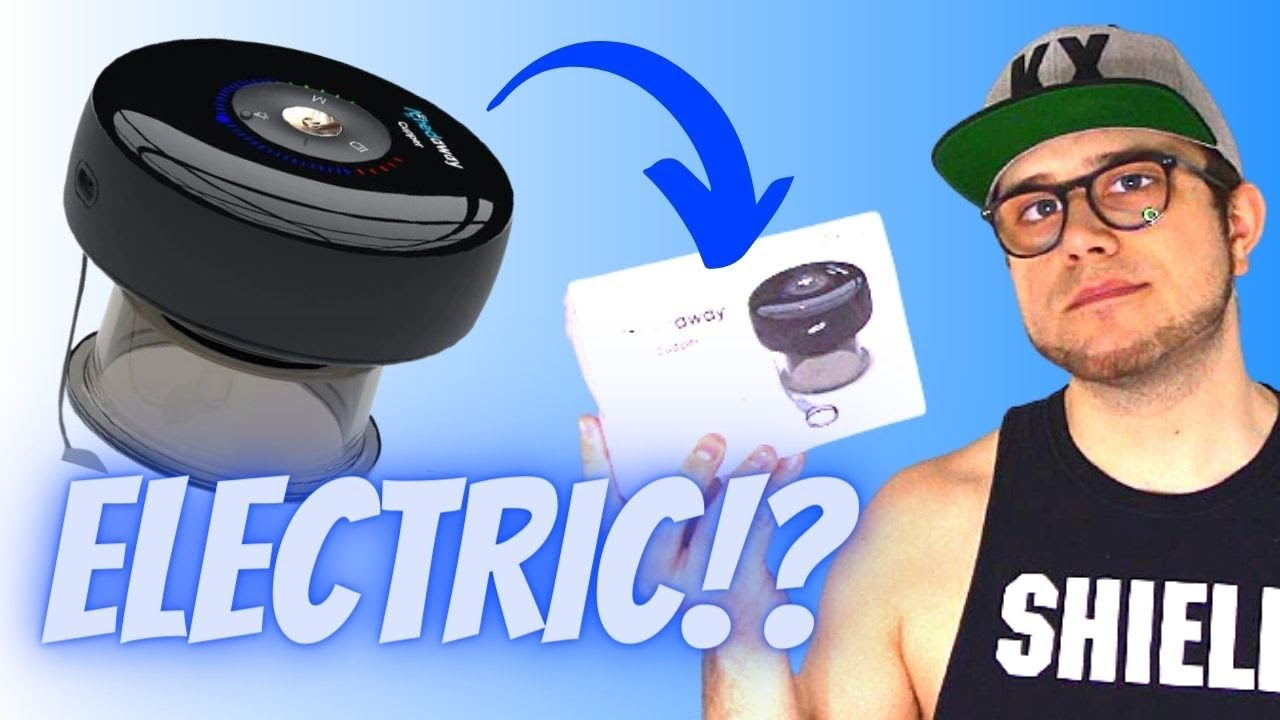 ELECTRIC CUPPER!? Achedaway Electric Cupper Unboxing & Review