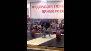 """Выполнение """"Мастера спорта России"""" по тяжелой атлетике"""