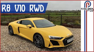 Audi R8 RWD - Do 'Great' Audis need Quattro ?