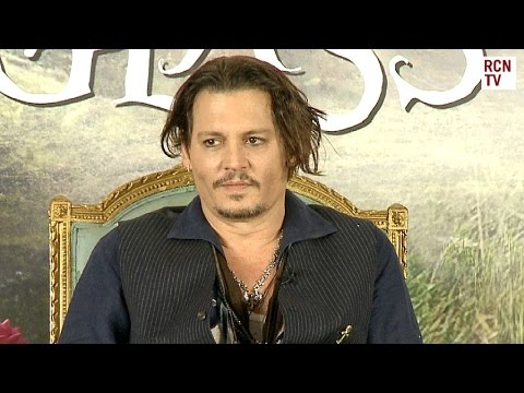 Johnny Depp Interview Music & Hollywood Vampires