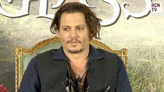 Johnny Depp Interview Music  Hollywood Vampires