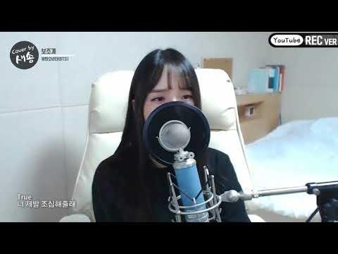 방탄소년단(BTS) - 보조개 (Dimple / Illegal) COVER by 새송