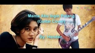 Download Lagu Mama Aku Ingin Pulang-Nike Ardila (Guitar Cover} Instrument mp3