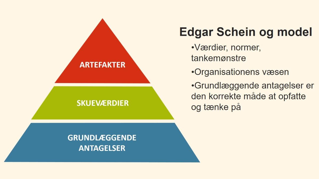 edgar schein model essay Edgar henry schein (born march 5, 1928 schein's model of organizational culture originated in the 1980s schein (2004) identifies three distinct levels in.