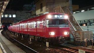 ●20201222 6000×6500系 発車 @東岡崎