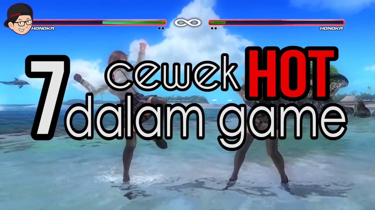 Download 7 CEWEK Yang Paling HOT dan SEXY di Game - TLM list