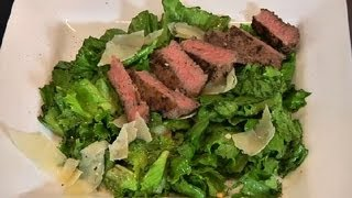 Bistro Steak Salad : Steak Recipes
