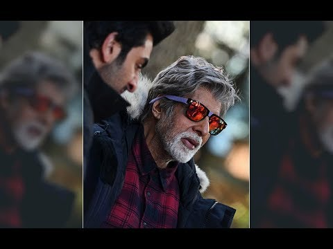 Amitabh Bachchan shoots in Manali; Fans request Big B to take care | SpotboyE Mp3