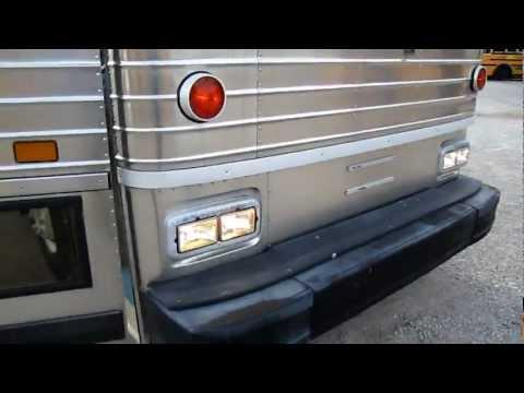 1995 MCI Prison Bus For Sale!  Jail Bus!