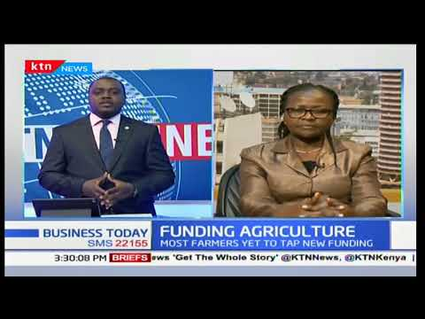 Business Today Interview: Funding agriculture