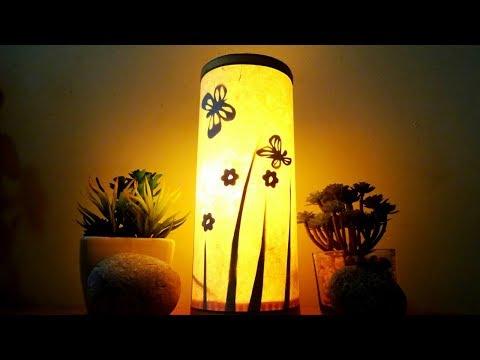 DIY PAPER LANTERN/Diwali decoration ideas