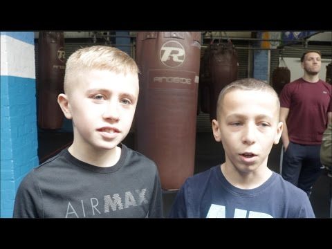 WAR LANGFORD!! - HALL GREEN ABC STARS OF THE FUTURE HAVE THEIR SAY IN SUPPORT OF TOMMY LANGFORD