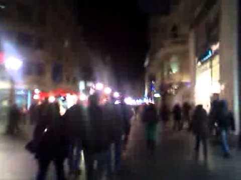 My tour of Belgrade, Serbia