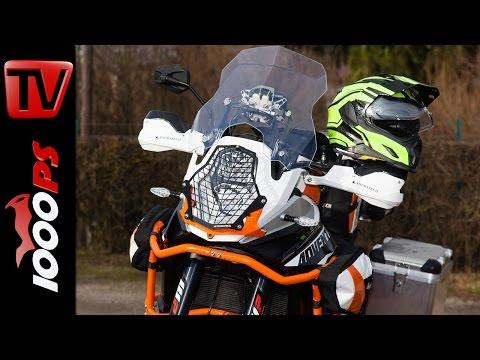 2015 | Touratech - KTM 1190 Adventure R | Zubehör