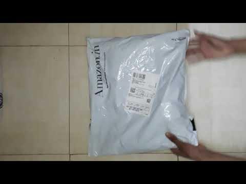 UNBOXING OF US Polo Men's Jacket (USJK1732_Blue Denim_M FS) BY  Amazon