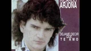 Ricardo Arjona - Y ahora tú te me vas