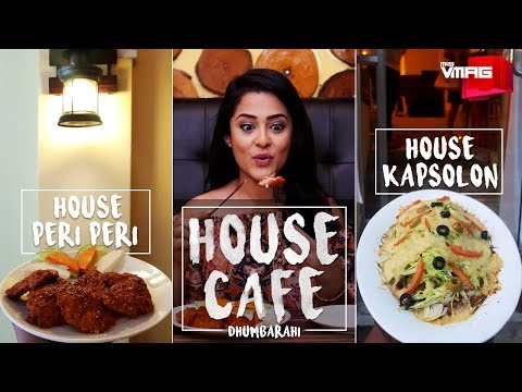 Revamped 35 year old Newari Restaurant - House Cafe