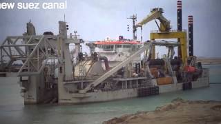 dredging and excavation in the northern sector Kilo 65 in the January 14, 2015