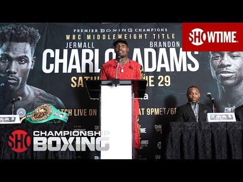 Charlo vs. Adams: Post-Fight Press Conference   SHOWTIME CHAMPIONSHIP BOXING