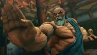Super Street Fighter 4 IV AE PC Ryu Playthrough + Secret Shin Gouken Boss fight 2/2