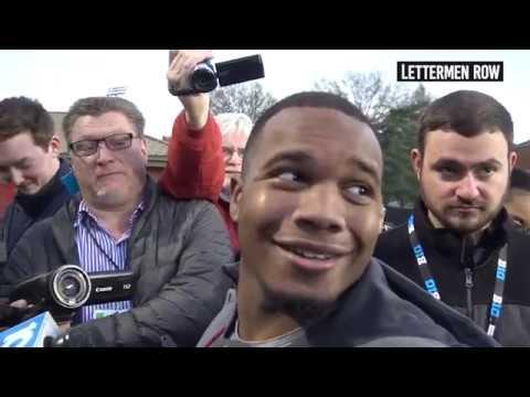 J.K. Dobbins: Ohio State running back postgame after win over Maryland
