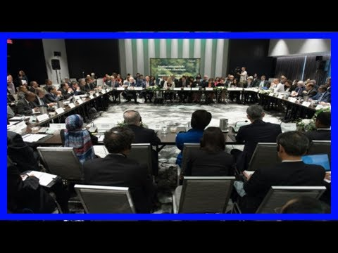 Breaking News Time ticking as nations meet on paris climate deal