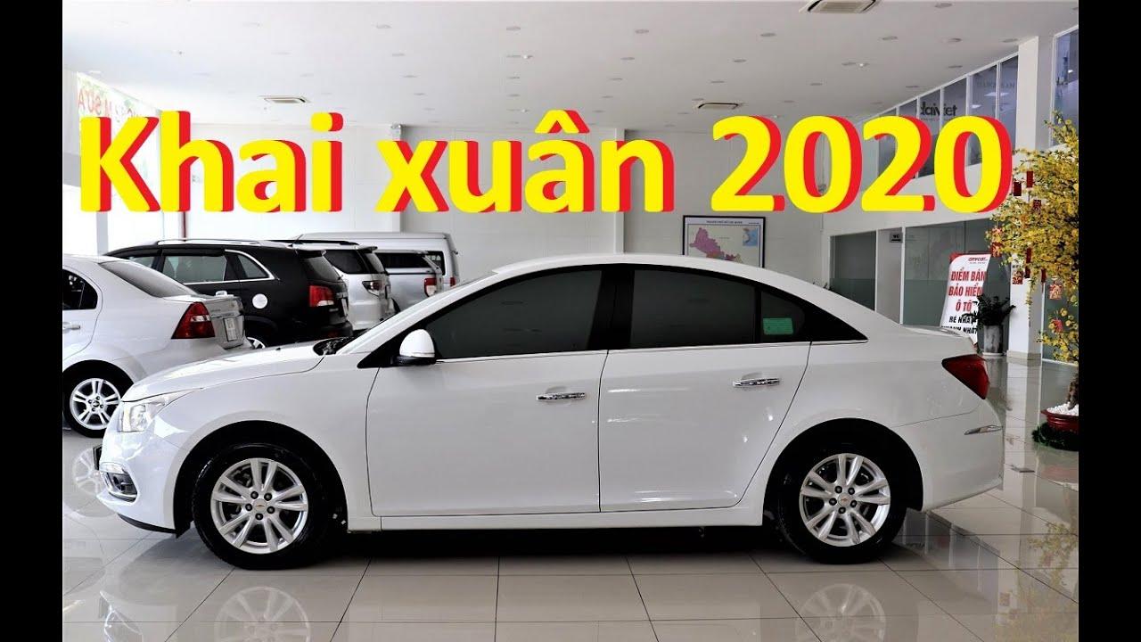 Khai Xuân 2020 - Chevrolet Cruze LT 2017  |Ô TÔ CŨ SÀI GÒN