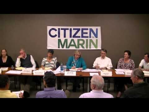 Citizen Marin Forum  ABAG Reps on PBA II