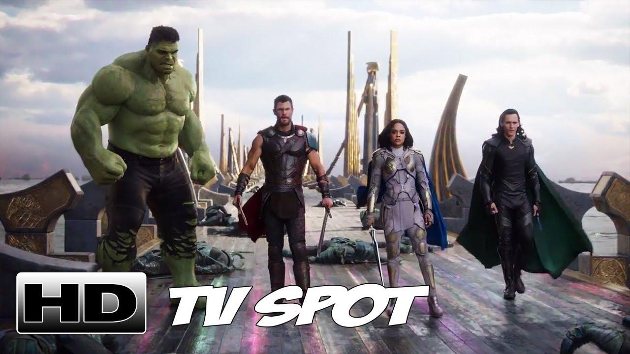 Download Thor Ragnarok - Fight Fire TV Spot Trailer - 2017 Marvel Superhero Movie HD