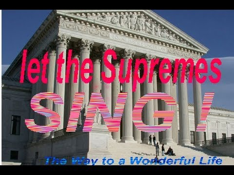 let the Supremes Sing! The Way to a Wonderful Life, Rev Bates