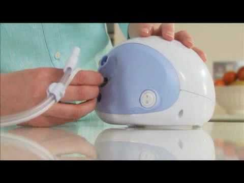 Twin Electronic Breast Pump By Philips AVENT