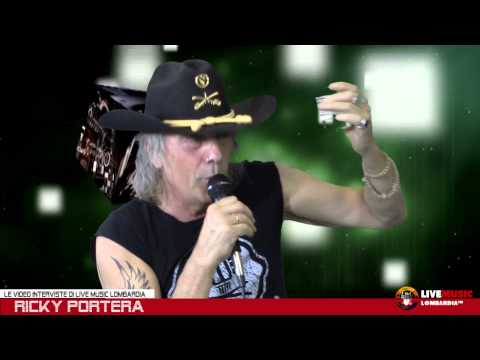 Le Video Interviste di Live Music Lombardia - Ricky Portera