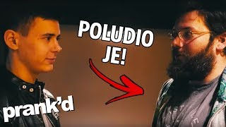 PRODUCENT JOOMBOOSA SKORO DAO OTKAZ! |Prank'd | Epizoda 7 Sezona 1