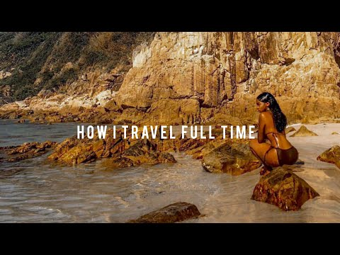 How I Travel FULL TIME // 100 countries in one year!?!?!? Q&A // Maryjane Byarm