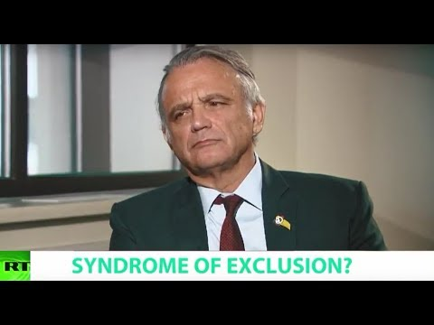 SYNDROME OF EXCLUSION? Ft. Luiz Loures, Deputy Executive Director of UNAIDS