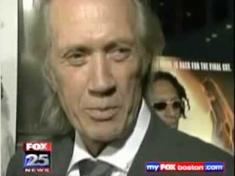 Daniel Adams interviewed on Fox 25 about David Carradine death