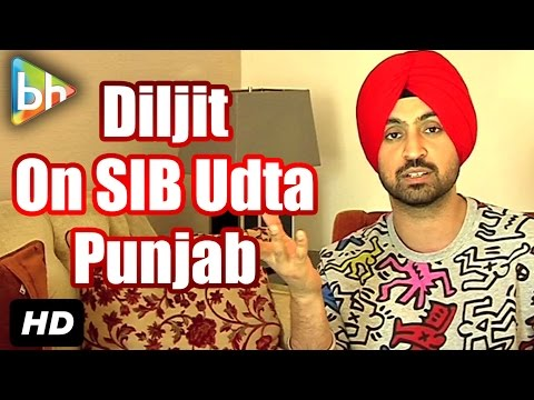 Exclusive: Diljit Dosanjh's Full Interview On Singh Is Bliing | Udta Punjab