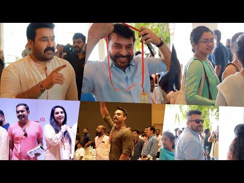 താര മാമാങ്കം   Amma General Body Meeting 2019   Celebrities Spoted At Amma General Body 2019