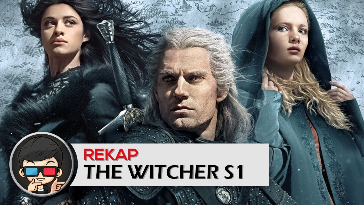 Download Alur Cerita The Witcher - Timeline Yennefer, Geralt dan Cirilla