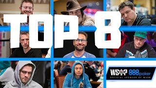 Top 8 Players to Watch for the 2019 World Series of Poker