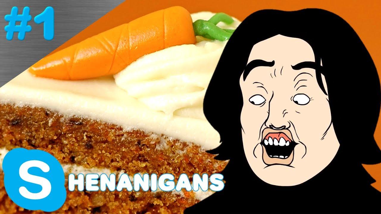Kakka Carrot Cake Meme