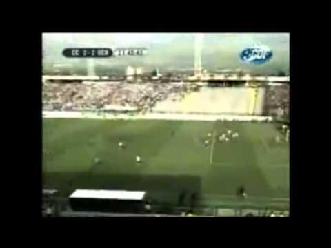 Gol De Sebastián Pinto A Las Zorras (2-2 Año 2007)