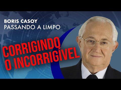 Paulo Guedes tenta corrigir o incorrigível   Boris Casoy
