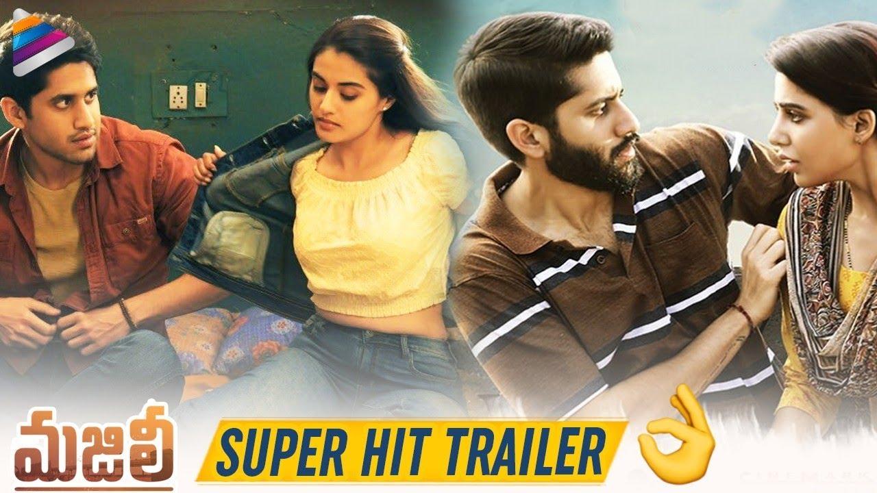 Majili Movie SUPER HIT Trailer | Naga Chaitanya | Samantha | Divyansha | 2019 Latest Telugu Movies