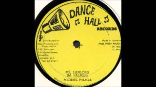 "Michael Palmer - Mr Landlord (12"" version)"